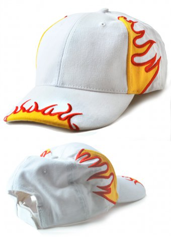 Cappellino Flame