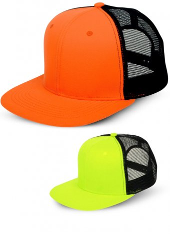 Cappellino Snap Back Fluo