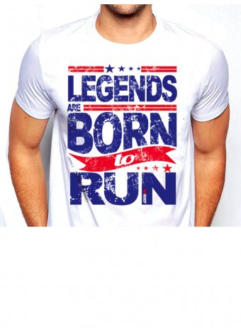 Tshirt Born To Run