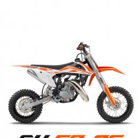 KTM minicross
