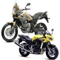 Yamaha Adventure/strada