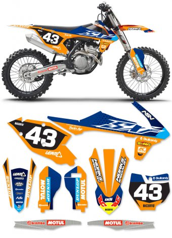 Grafica International Ktm