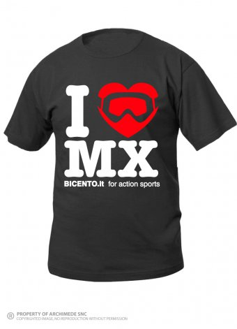Tshirt I love mx