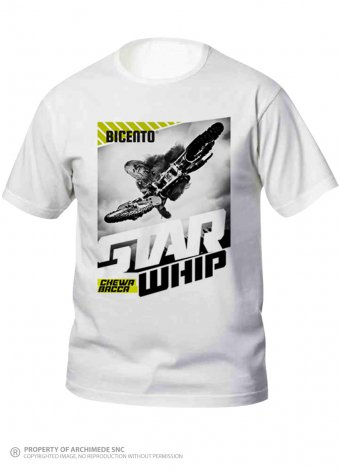 Tshirt star whip