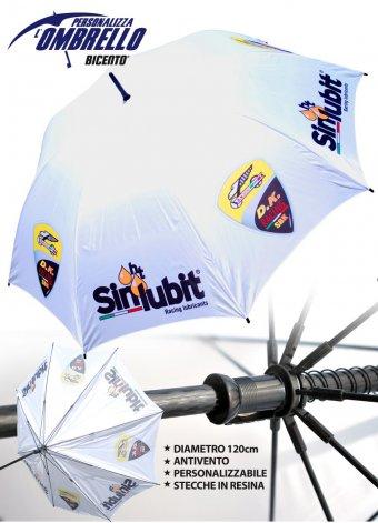 Ombrello Race personalizzabile