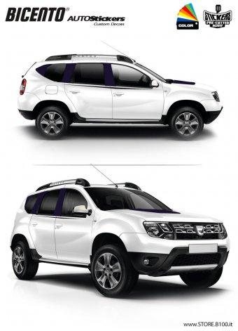 Dacia Duster grafica MILANO