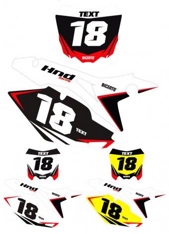 Honda tabelle Bpro10