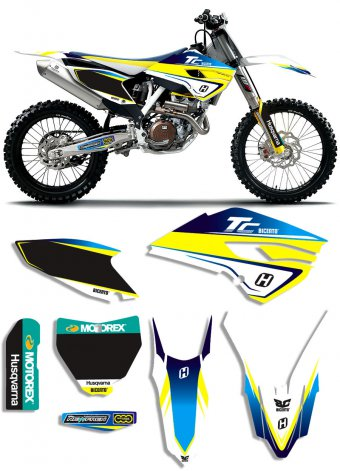 Grafica International Husqvarna