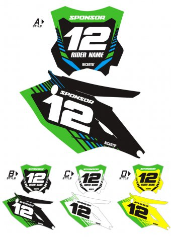 Kawasaki tabelle Bpro5