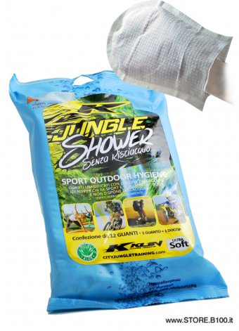 Klin Jungle Shower 2pz
