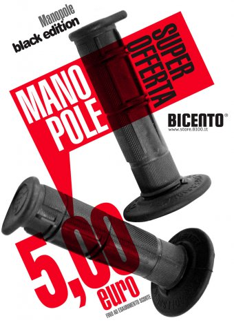 Manopole black edition