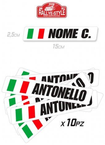 Rallye style name id