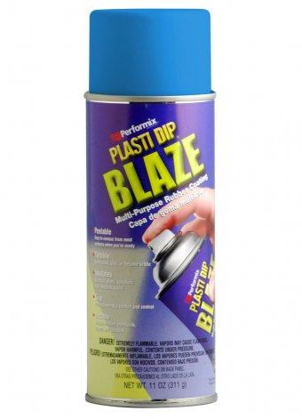 Plasti Dip Blaze azzurro