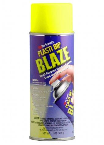 Plasti Dip Blaze giallo