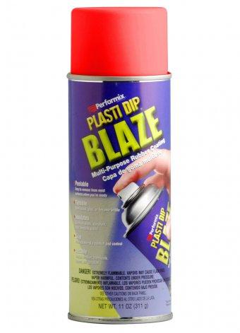 Plasti Dip Blaze rosso