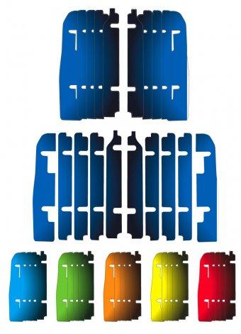 Alette radiatore gradient