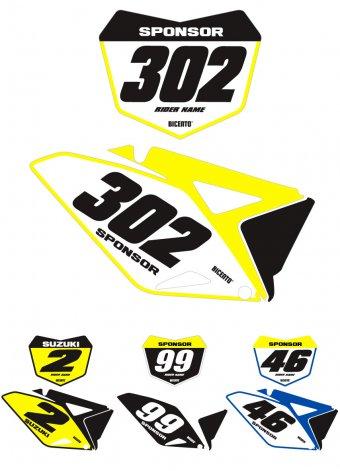 Suzuki tabelle Bpro1