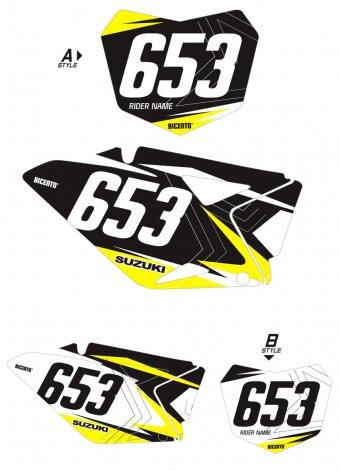 Suzuki tabelle Bpro10