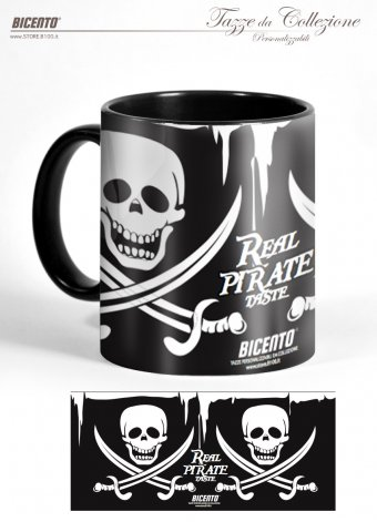 Tazza pirate flag