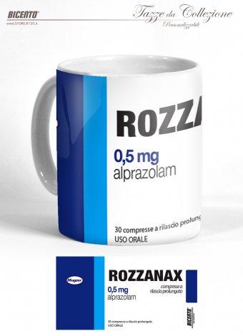 Tazza rozzanax