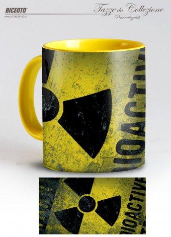 Tazza radioactive