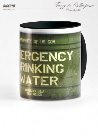 Tazza emergency drink