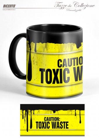 Tazza toxic waste