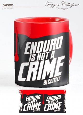 Tazza enduro is not a crime