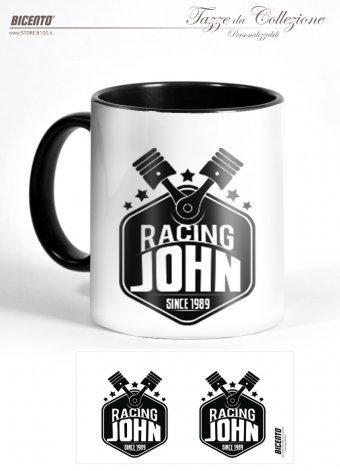 Tazza racingjohn