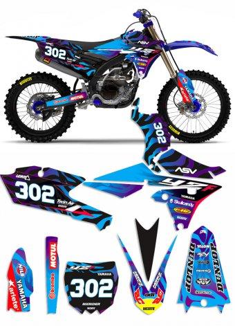 Grafica YA105 Yamaha
