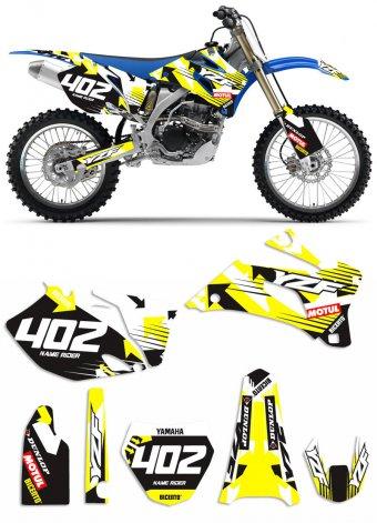Grafica Blink Yamaha