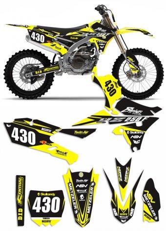 Grafica YA118 Yamaha
