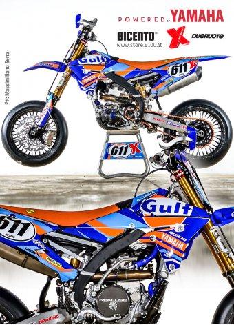 Grafica Gulf Yamaha
