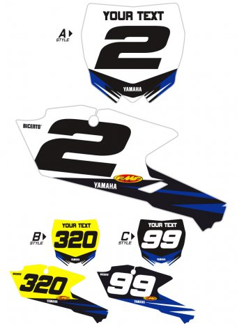 Yamaha tabelle Bpro10