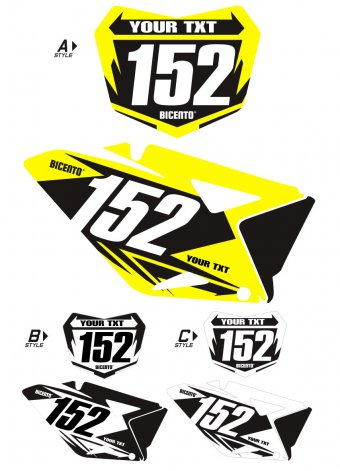Suzuki tabelle Bcrusty