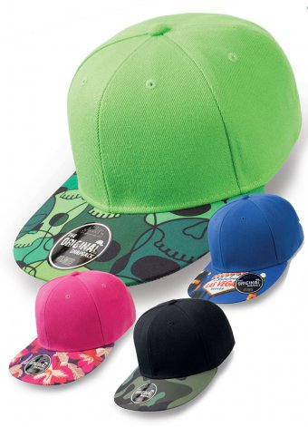 Cappellino Snap Color