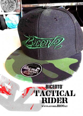Cappellino tactical Bicento