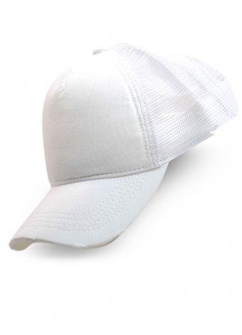 Cappellino Truck White