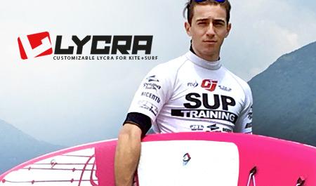 Lycra personalizzata