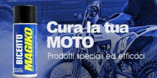 Cura della moto