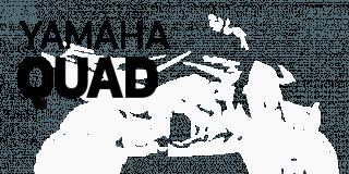 Yamaha grafiche quad