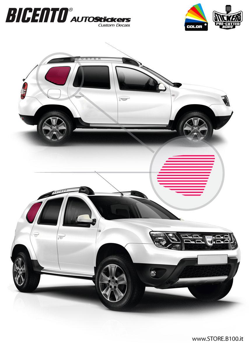 Dacia duster army stickers dacia b100 it store grafica personalizzazione e stampa digitale