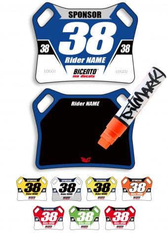 Lavagna segnaletica XL D050