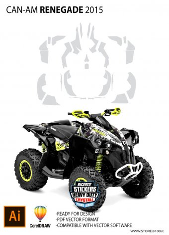 Dima Can-AM Renegade 2015