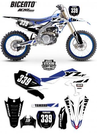 Grafica Yamaha YAsnow